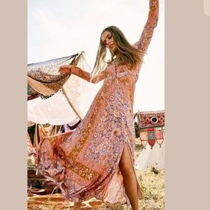 Spell and the Gypsy Collective Lolita Gown - Lover
